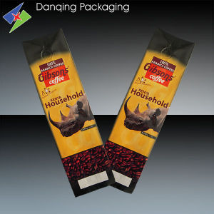 Stand up Pouch Food Packaging Coffee Bag with Valve (DQ) pictures & photos