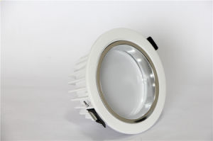 Silver Ring 4 Inch 15W Diecasting LED Down Lightdl-15-4D0-A5 pictures & photos