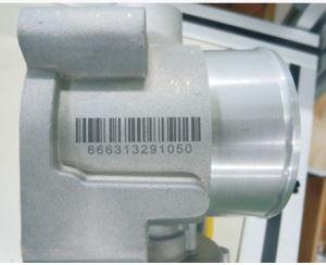 High Speed Fiber Laser Marking Machine/Metal Marking Machine pictures & photos