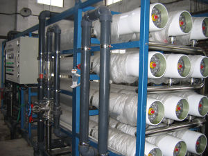20000L/H Reverse Osmosis RO Water Filtration System for Industrial Irrigation pictures & photos