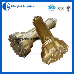 354mm High Air Pressure DTH Button Bit and Low Air Pressure DTH Hammer pictures & photos