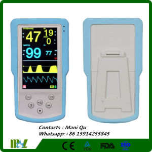 2016 Newest High Accuracy Portable Handhold Etco2&SpO2 Monitor Mslmp05V