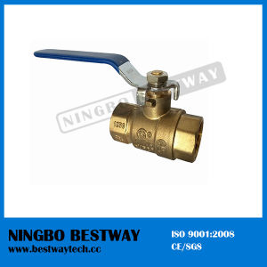 Hot Sale Lead Free Brass Food Grade Ball Valve pictures & photos