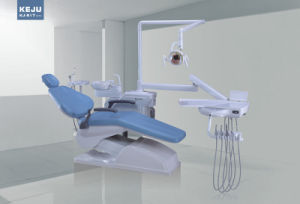 Ce Approval Dental Chair with LED Lamp pictures & photos