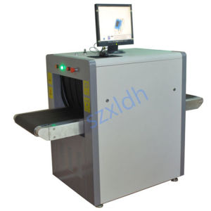 High Quality X Ray Security Baggage Scanner pictures & photos