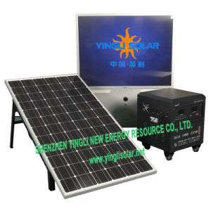 200W Ready Made Solar Power System for Home Use pictures & photos