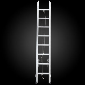 Superlight Multi-Purpose Extension Aluminum Rope Ladder pictures & photos