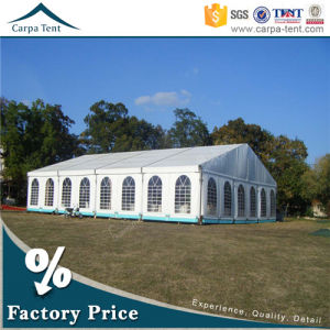 White Fabric Roof 500 People Durable Aluminium Frame Tents for Ceremony pictures & photos