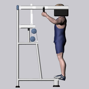 Fitness Equipment for Standing Calf Raise (M7-2007) pictures & photos