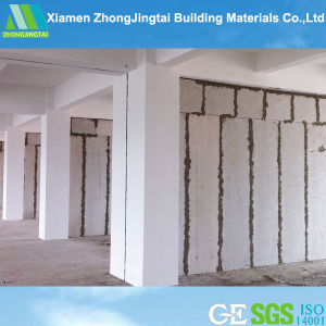 90mm Good Fire Endurance EPS Cement Sandwich Wall Panel for Interior Wall pictures & photos