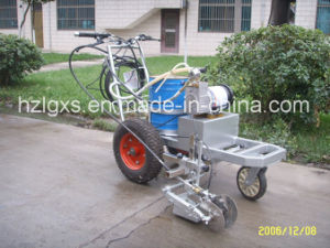 Rubber Flooring Line Marking Machine pictures & photos