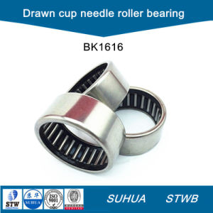 Drawn Cup Needle Roller Bearing with Close Ends (BK1616) pictures & photos
