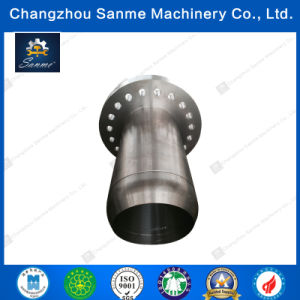 Custom Large Steel Casting CNC Machined Parts for Shell pictures & photos