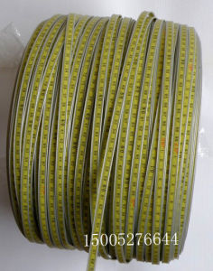 Width 9.8mm Yellow LLDPE Ruler Tape Steel Ruler Cable