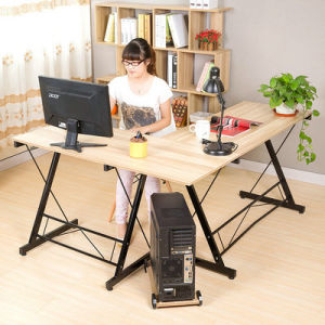 2016 Popular Home Office Furniture Wooden Computer Desk (FS-CD031) pictures & photos