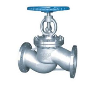 Cast Forged Steel Plunger Cut-off Globe Stop Valve pictures & photos