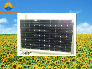 255W-270W High Efficiency Monocrystalline Silicon Solar Cell Panel pictures & photos