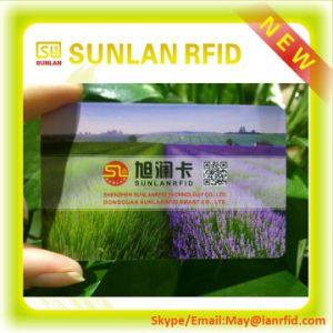 Whoelsale Price Customized S50 1k DESFire EV1 RFID Smart Card for Metro and Bus Ticket (Free samples) pictures & photos