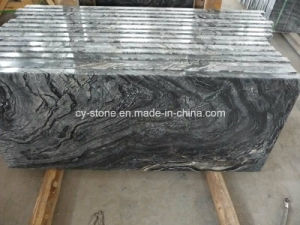 Building Material Chinese Marble Antique/Black Wooden Slabs pictures & photos