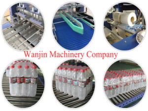 Bottle Beverage PE Film Automatic Packing Machine pictures & photos
