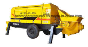 for Sale 10% off Large Trailer Concrete Pump