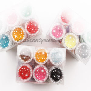 Art Nail Fluffy Flock Decoration Kit Beauty Products (D40)