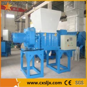 New Type Multifuntiction Double Shaft Shredder pictures & photos