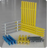 FRP Pultruded Gratings/Safety Gratings/Bar Gratings/Walkway Gratings pictures & photos