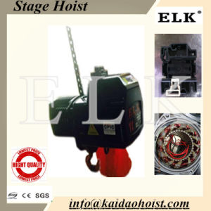 1ton Electric Stage Hoist pictures & photos