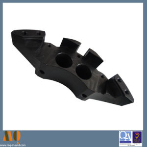 Black Anodized Ral 9005 Aluminum CNC Machining (MQ628) pictures & photos