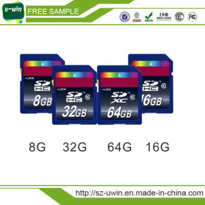 32GB SDHC 10MB/S Speed SD Card /Micro SD Card pictures & photos