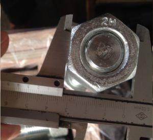 Esparragos ASTM-A193 Gr B7, Tuercas 2h Tuercas ASTM-A194 Gr 2h Bolt pictures & photos