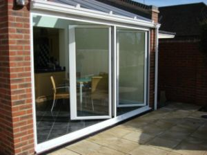 Aluminium Folding Door with Australian Standard
