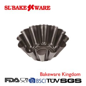 Flower Cake Pan Carbon Steel Nonstick Bakeware (SL BAKEWARE) pictures & photos