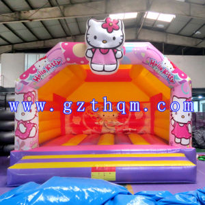 Lovely Hello Kitty Inflatable Bouncer pictures & photos
