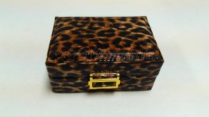 Luxury Leather Jewelry Box pictures & photos
