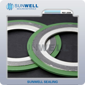 "Spiral Wound Gasket Ved Tx2440 DNP 1.1/2"" Rating #150 pictures & photos"
