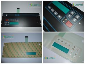 Customized Membrane Control Switch Membrane Keyboard Pet Printed Circuit pictures & photos