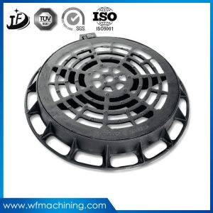 Foundry Cast Iron/Sand Recessed Manhole Covers for Garden Drainage pictures & photos