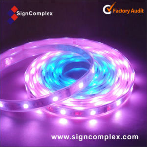 Signcomplex Hot Sale 5050 Slim Neon Waterproof IP65 Outdoor LED Rope Lights with CE RoHS pictures & photos