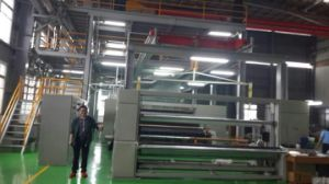 Three Layers PP Nonwoven Fabric Making Machine pictures & photos