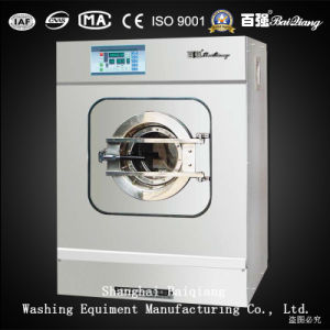 15kg Industrial Electricity Heating Washer Extractor Laundry Equipment Washing Machine pictures & photos