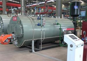 Oil/Gas Fired Hot Water Boiler with Payment Protection pictures & photos