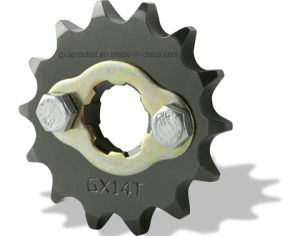 Motorcycle Sprocket Suzuki Cg125 15t pictures & photos