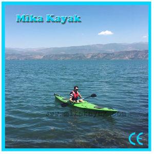 Plastic Boat Sea Ocean Pedal Kayak Paddle Canoe Wholesale pictures & photos