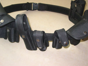 Military and Police Nylon Swat/ Tactical Belt pictures & photos
