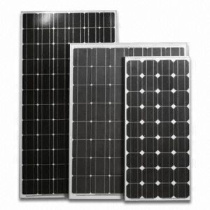 Monocrystalline Solar PV Panel pictures & photos