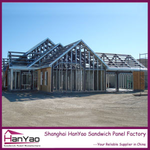 High Quality Customized Prefabricated Steel Structure House for Living pictures & photos