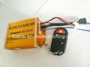 Motorcycle MP3 with Full Waterproof and Bluetooth Function pictures & photos