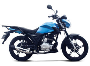 Troy 150cc Motorcycle